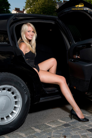 Stretchlimousine Girl